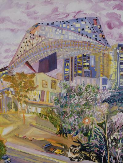 Olive Ayhens, 'Cinnamon Rose', 2010