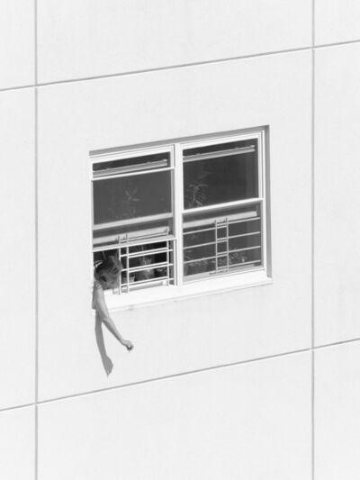 Mårten Lange, 'Smoking woman', 2015