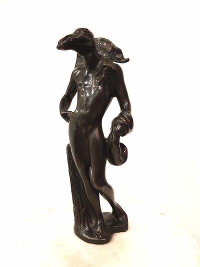 Salvador Dalí, 'Salvador Dali - Birdman - Original Bronze Sculpture', ca. 1968