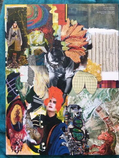 Ann Fischman, 'A Cabinet of Curiousities', 2020