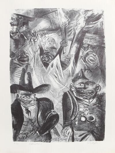 William Gropper, 'The Capriccios Portfolio (50 Lithographs)', 1953-1956