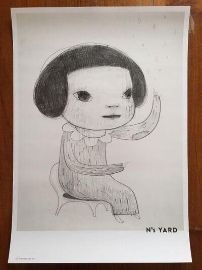 Yoshitomo Nara, 'News', 2017