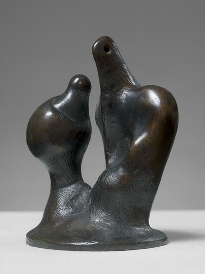 Henry Moore, 'Mother and Child: Circular Base', 1980
