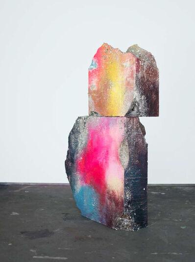 José Parlá, 'Modern Ancient ', 2017