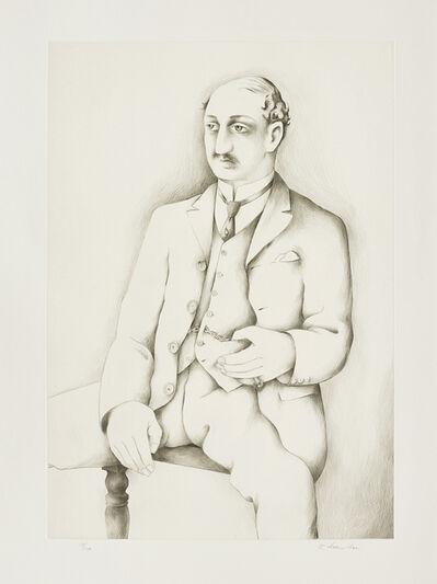 Richard Hamilton, 'Leopold Bloom', 1983
