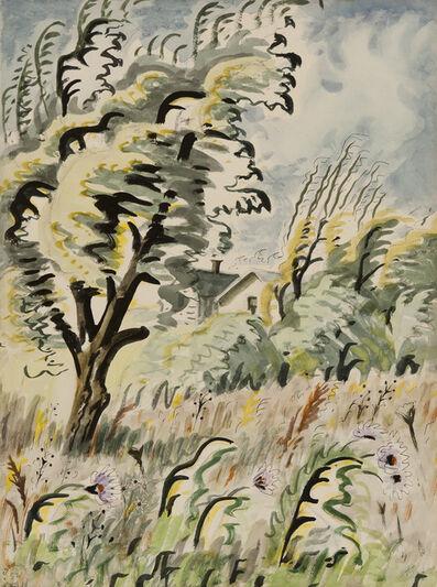 Charles Ephraim Burchfield, 'September Wind', 1949