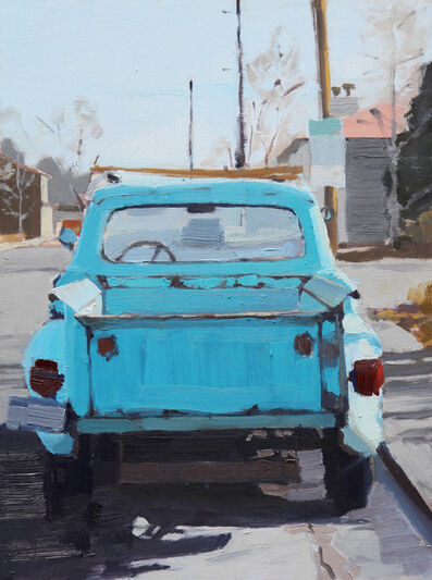 Stephanie Hartshorn, 'Local Turquoise', 2013