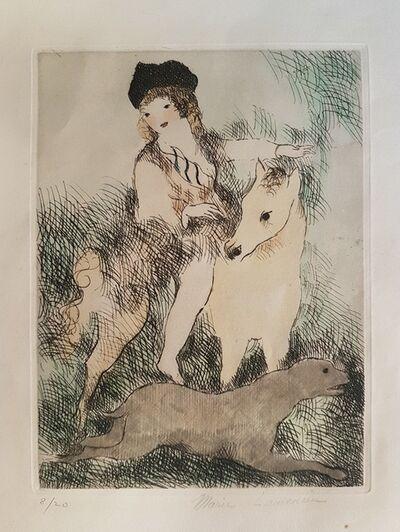 Marie Laurencin, 'La Promenade à Cheval ', 1928