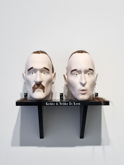 Jos de Gruyter & Harald Thys, 'Krikke & Trikke De Loos', 2018