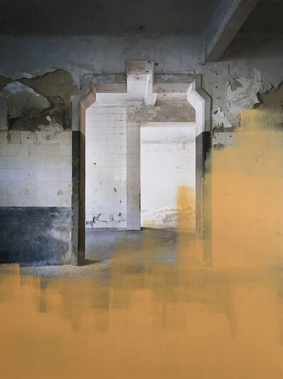 Inês d'Orey, 'Sem Título', 2018