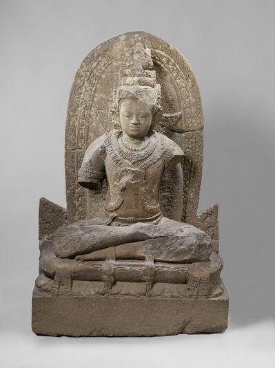 'Bodhisattva Manjushri, Javanese, Indonesian', ca. 800 -c. 900