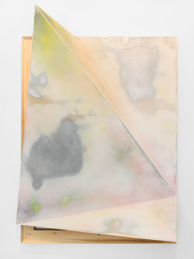 John Dante Bianchi, 'Untitled (Torqued Panel #14),', 2016