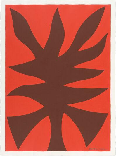 John Coburn, 'Fire Tree', 1976