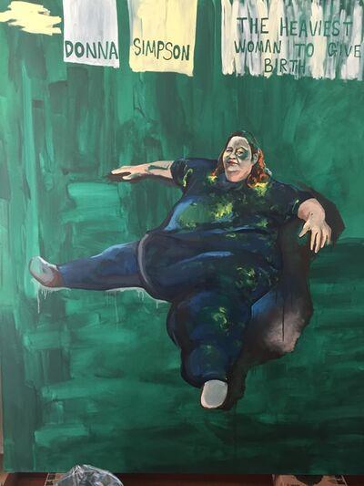 Huang Ran 黄然, 'A (Hypocritical) Self-Portrait', 2015