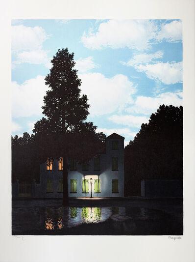 René Magritte, 'L'Empire des Lumières (The Empire of Light)', 2004