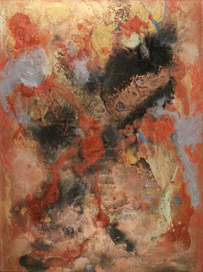 donna e perkins, 'Stellar Chaos II', 2017