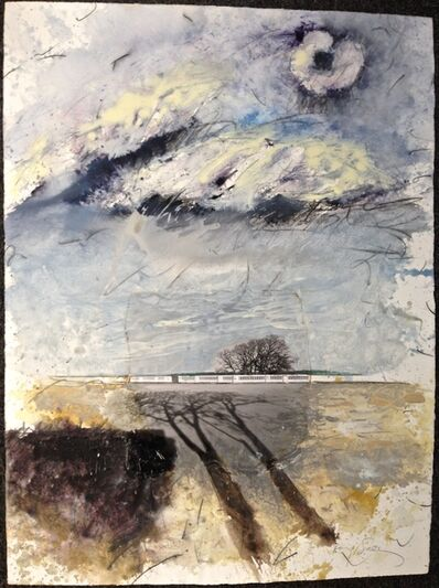 Baruj Salinas, 'Colonia, Uruguay (broken view)', 1993