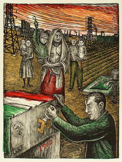 Luís Arenal, ' Mexico Reivindica sus Recursos Electricos', 1960