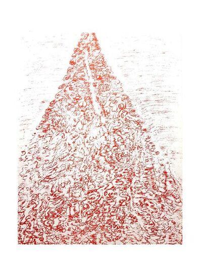 Henri Michaux, 'Henri Michaux - Original Zinchograph', 1958