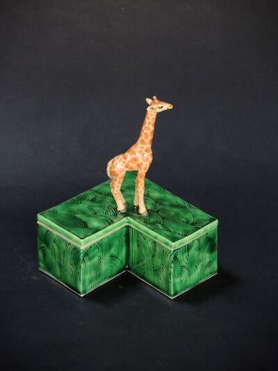 Kensuke Fujiyoshi, 'GIRAFFE BOX', 2016