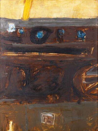 Trevor Bell, 'Facade'
