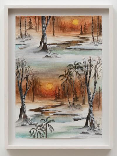 Neil Raitt, 'Winter Sunset', 2020
