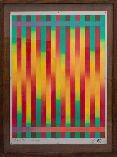 Rodrigo Oliveira, 'Tramas sinópticas (stripes project), #3', 2018-2019