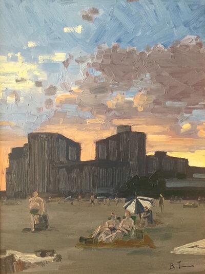 Benjamin Lussier, 'Days End', 2017