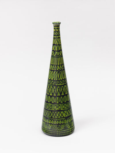 Pol Chambost, 'Bottle Vase n° 2148', 1960