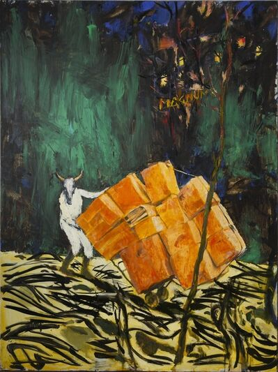 Igor Tishin, 'Inverse movement (3)', 2016