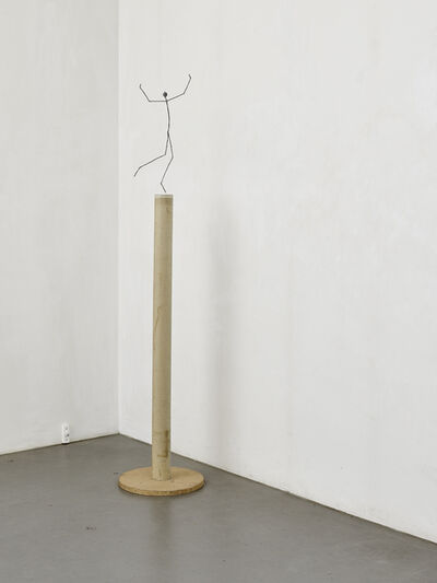 Markus Raetz, 'Solo', 2000