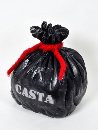 Beppe Borella, 'Casta nero | | Marble Carrara Sculpture ', 2012