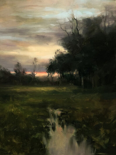Dennis Sheehan, 'Early Evening Shadows', 2018