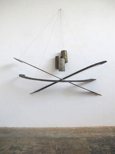 Ana Holck, 'Passarelas corten 2'