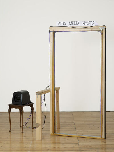 Jimmie Durham, 'Arts, Media and Sports', 2010