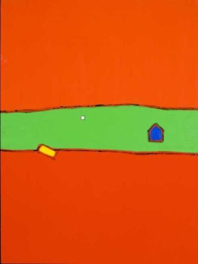 Pat Service, 'Vivid', 2007