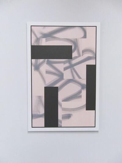 Karlos Carcamo, 'Hard-Edge Painting #1414', 2014