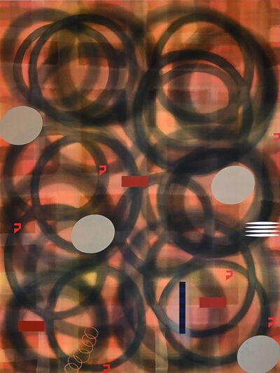 Larry Spaid, 'V/C-F #44', 2004