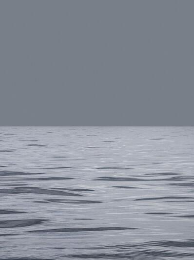Andrea Hamilton, 'Sea Studies / Line to Plane #06'