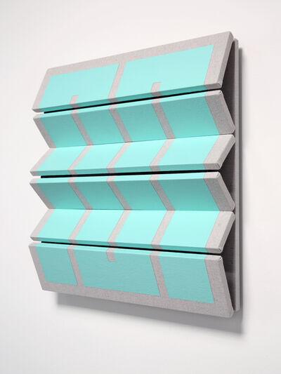 Robert William Moreland, 'Untitled Deco Segment', 2019