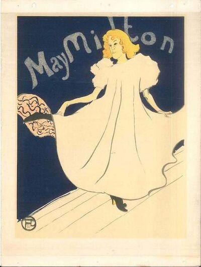 Henri de Toulouse-Lautrec, 'May Milton (after H. de Toulouse-Lautrec)', 1951