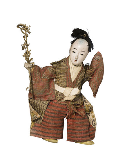 Yasuo Kiyonaga, 'Sekkuningyo', 2018