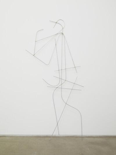 Johannes VanDerBeek, 'Hurrying', 2014