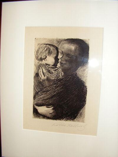 Käthe Kollwitz, 'Mutter mit Kind auf dem Arm (Mother with Child on the Arm)', 1910