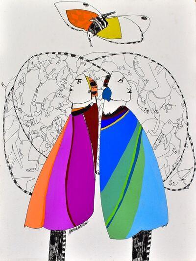 Armanda Passos, 'O Casal (pag 211)', N/A