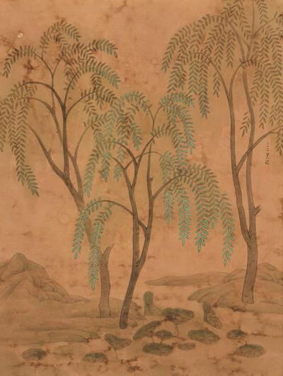 Chung-Ming Su, 'Green Willows 柳色新 ', 2011