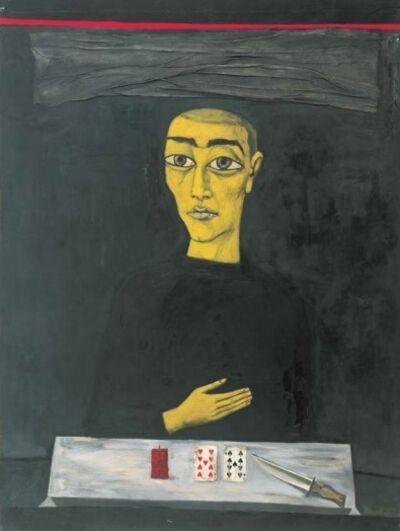 Zhang Xiaogang, 'Nine of Hearts Nine of Spades', 2009
