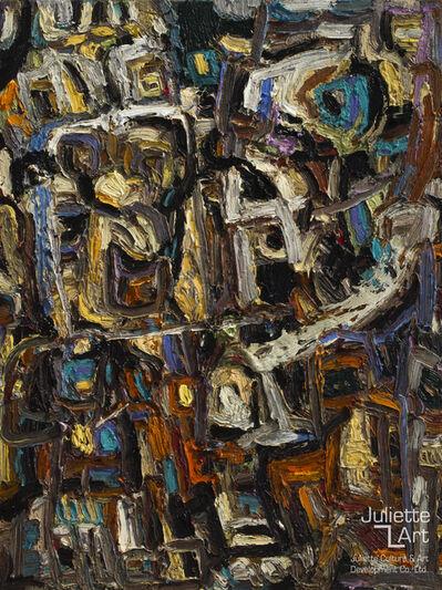 Liu Maonian, '赶牛 - Herding', 2014