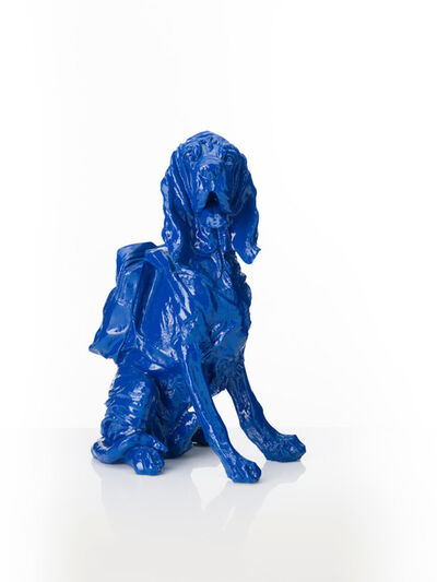 William Sweetlove, 'Cloned Bloodhound', 2010