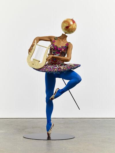 Yinka Shonibare CBE, 'Ballet God (Apollo)', 2015
